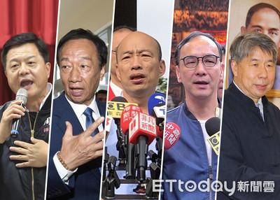 國民黨7/28全代會 韓國瑜「整合藍軍」任務受矚