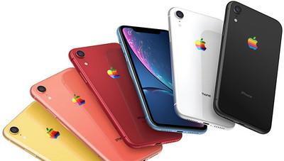 彩虹蘋果Logo可望回歸