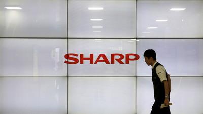 夏普與三星簽訂LTE特許協議