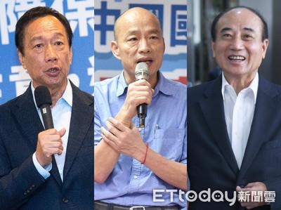 「不要脫黨!」吳敦義:郭台銘對國民黨感情不容有變化