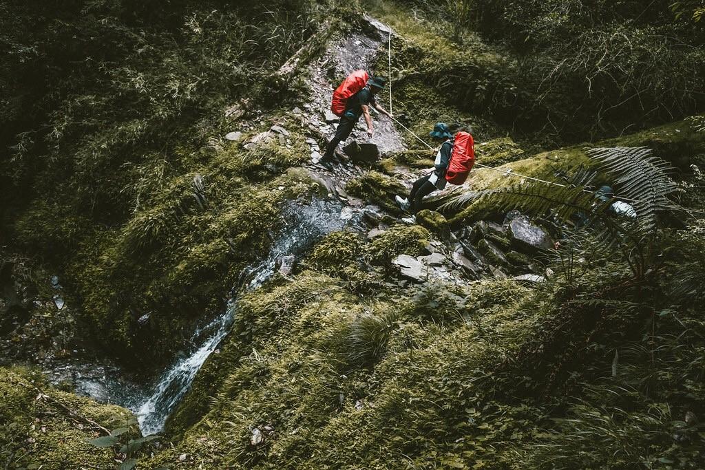 ▲▼畢祿山登山照。(圖/N²提供,請勿隨意翻拍,以免侵權。)