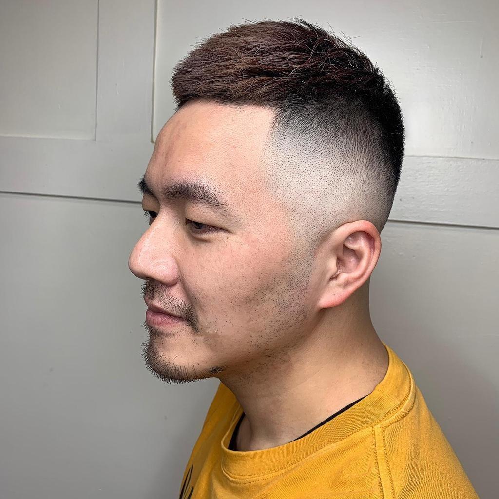 ▲簡潔又多變!夏日質感男士必剪「漸變短髮」。(圖/StyleMap提供,請勿隨意翻拍,以免侵權。)
