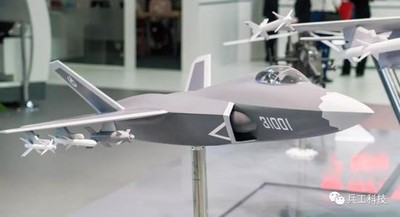 殲-31變胖速度比F-35快30%