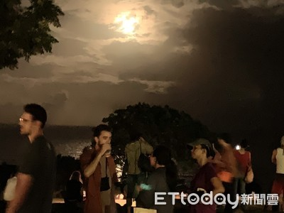 颱風擦邊球 月光海音樂會18日場照常舉行