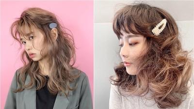 懷舊髮夾回歸!輕鬆一夾秒變韓妞 街頭「最美側臉」就是妳