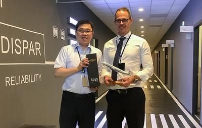 張國煒10月親駕星宇首架A321neo回台