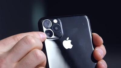 「最接近實機」的iPhone 11 Max模型機曝光