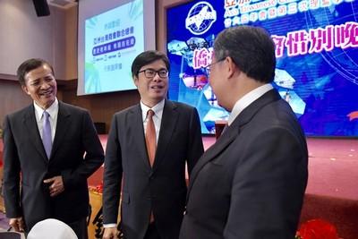 爭取台商回流 陳其邁:台灣不缺電