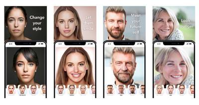「老臉app」個人照片看光光?FaceApp喊冤