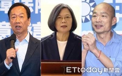 《中時》民調韓國瑜墊底 韓競辦回應了