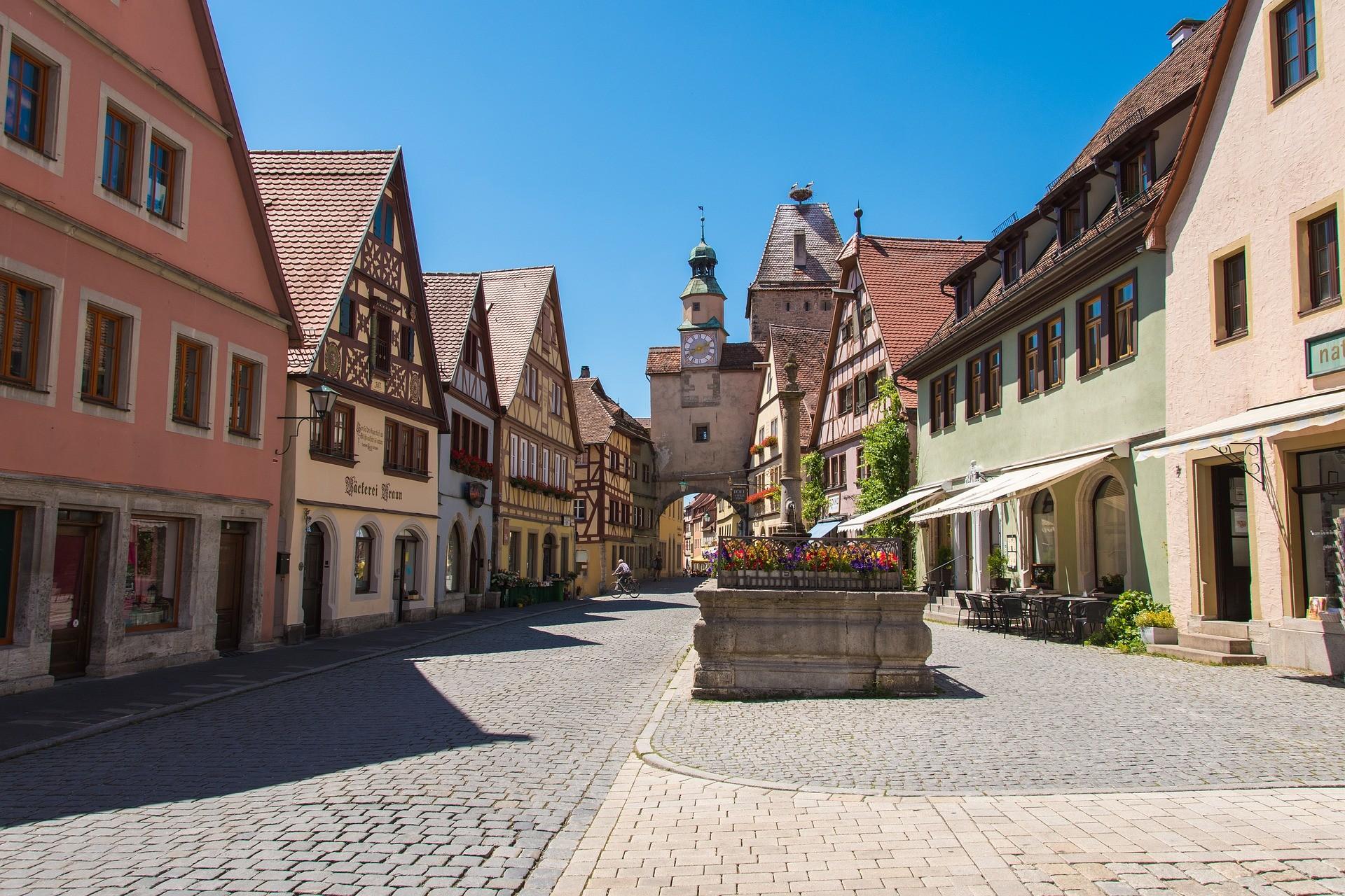 ▲【旅行攻略】每個都想去!歐洲8大童話小鎮你去過幾個了?。(圖/取自免費圖庫Pixabay)