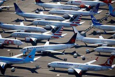 波音737 Max長時間停飛 提列49億美元支出