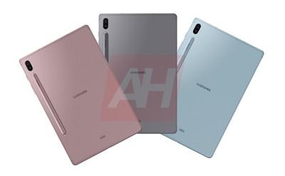 三星新平板Galaxy Tab S6諜照流出