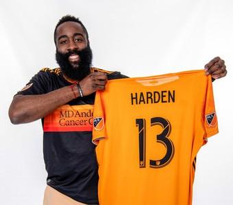 哈登入股當地兩支足球隊