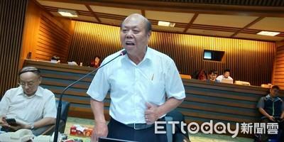 宜縣議員林騰煌被內政部停止其職務