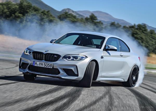 ▲连M部门老板都爱 BMW将推出更轻、更凶悍的M2 CS 。(图/翻摄自BMW)