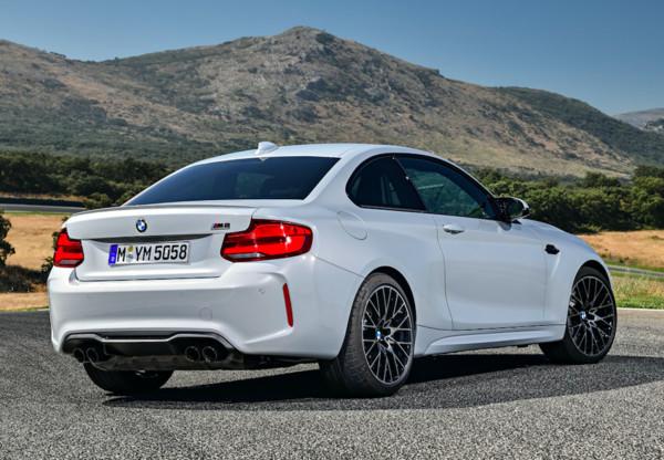 ▲連M部門老闆都愛 BMW將推出更輕、更兇悍的M2 CS 。(圖/翻攝自BMW)