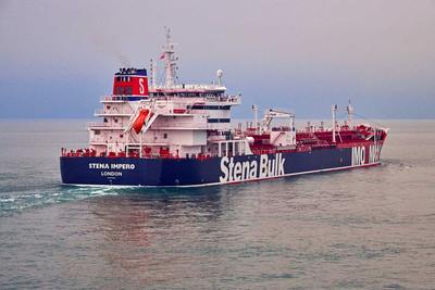 英要求伊朗「快釋放史坦納帝國號」