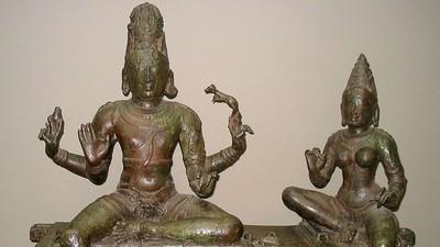 瑜珈背後的淒美愛情 「破壞王濕婆」初戀老婆死了殺神明出氣