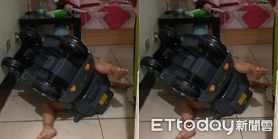 兒子360度翻車 她廁所:該救他嗎