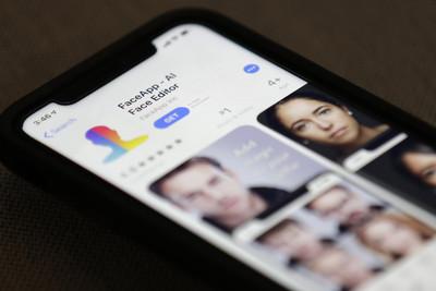 FaceApp爆紅 CNN:不把隱私當回事