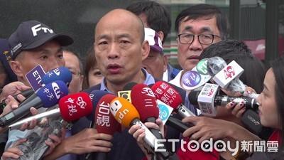 韓國瑜要中央補助淹水戶 黃創夏:市府可決定