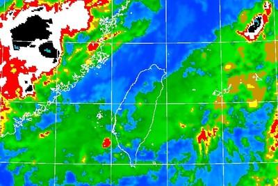 即/雨還沒完!大雨夜襲8縣市
