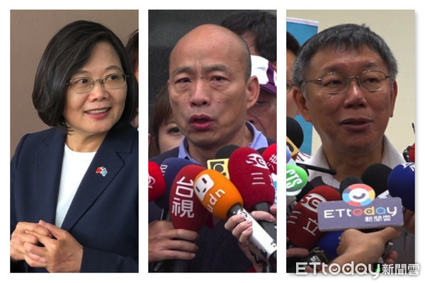 苦苓/台灣總統選舉之三國演義風雲