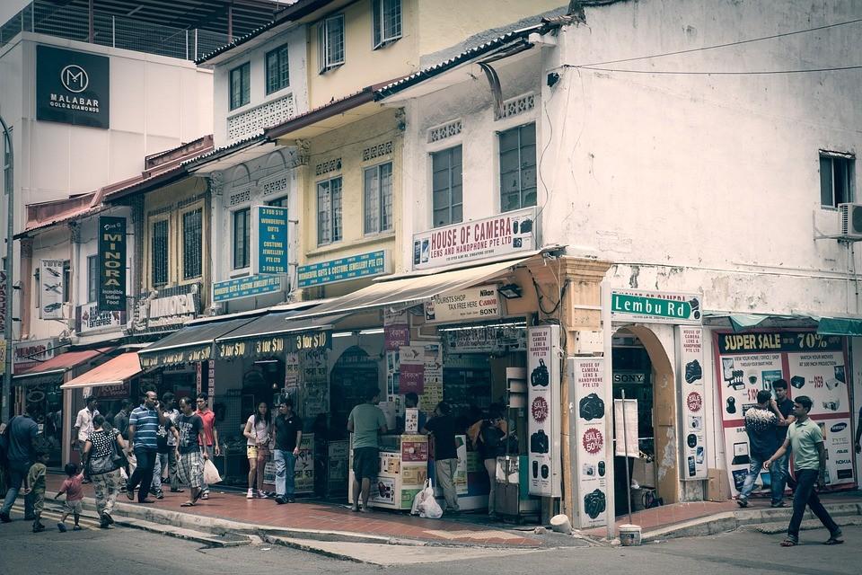 ▲▼新加坡小印度區。(圖/取自免費圖庫Pixabay)