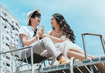 真愛是一眼成就一生!遇上對的人 孤獨的下一站叫幸福