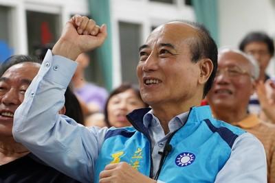 王金平仍未鬆口挺韓國瑜:團結就是支持中華民國