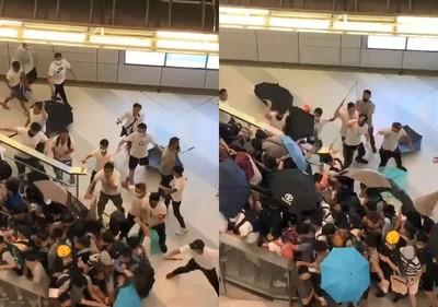 不穩定亂局 CNN:香港已搖搖欲墜