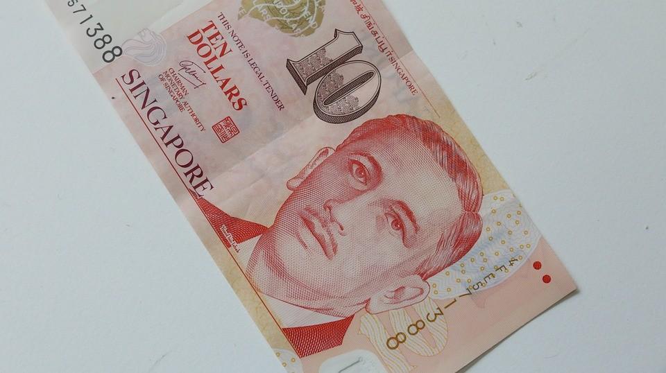 ▲▼新加坡幣。(圖/取自免費圖庫Pixabay)