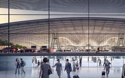 桃機第三航廈簡化設計!拚明年中完成發包