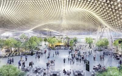 桃機第三航廈改設計 林佳龍這樣說