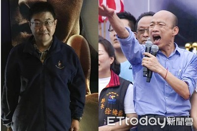 韓國瑜民調直直落 文化大學主任揭原因
