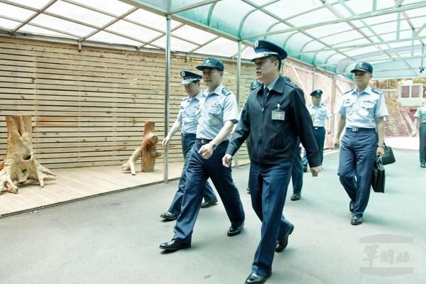 中共軍演隨時啟動 沈一鳴視導空作部要求落實情監偵