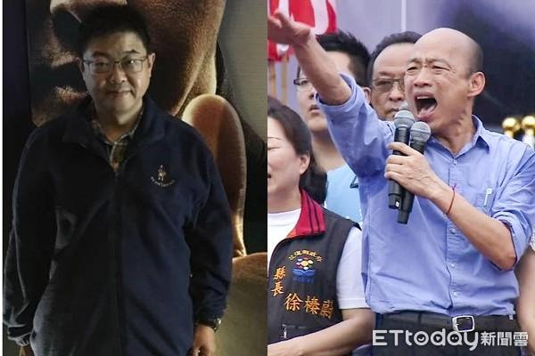 影/韓國瑜2020「必定勝出」! 大學教授4點分析:他有最強輔選員