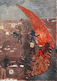 ▲地獄圖。(圖/翻攝自維基百科)