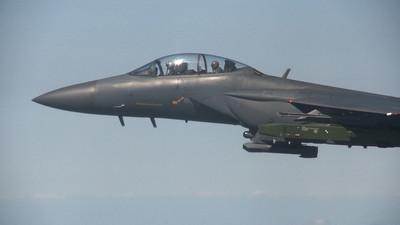 俄軍機闖入防空識別區 韓戰機升空