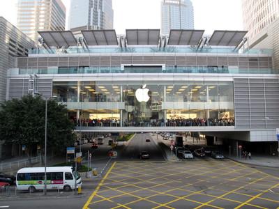 元朗事件嚇壞跨國企業 「蘋果店」提早打烊