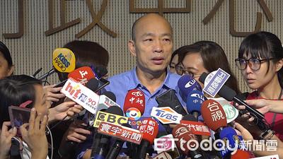 韓國瑜市府爭取下水道建設經費 內政部:全力支持
