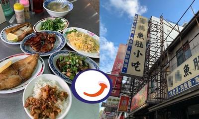 1個人去台南!回神「6菜1湯擺滿桌」驚呆