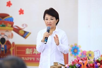 元朗白衣人事件 盧秀燕:政府應嚴懲