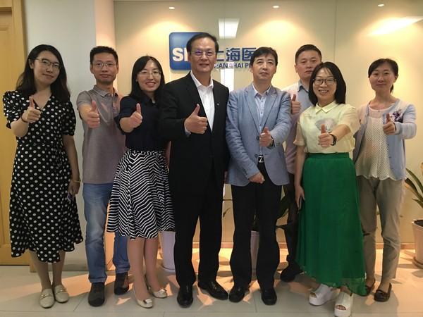 ▲懷特生技近來國際展業捷報連連,日前與中國大陸「上海醫藥集團」,就懷特的創新藥品在中國大陸授權一事進行洽商。(圖/懷特生技提供)
