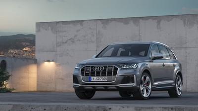 2020年Audi SQ7歐洲市場開賣