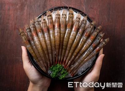 聚火鍋推15元加購15隻白蝦優惠