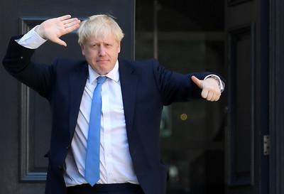 強生熱線愛爾蘭總理「打包票脫歐不會有矛盾」