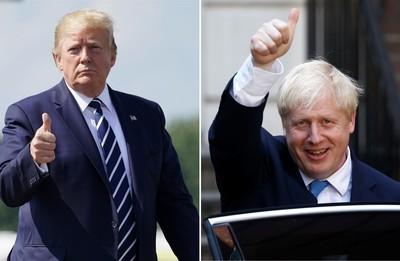 美英貿易協議2020年7月前敲定