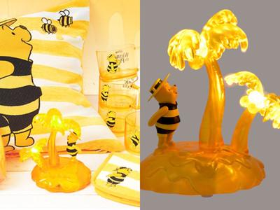 小熊維尼「8/3蜂蜜日」周邊商品